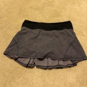 women's lululemon tennis skirt